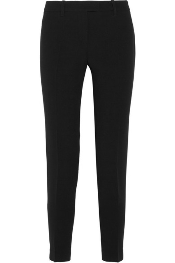 Altuzarra stretch crepe skinny pants (net-a-porter)