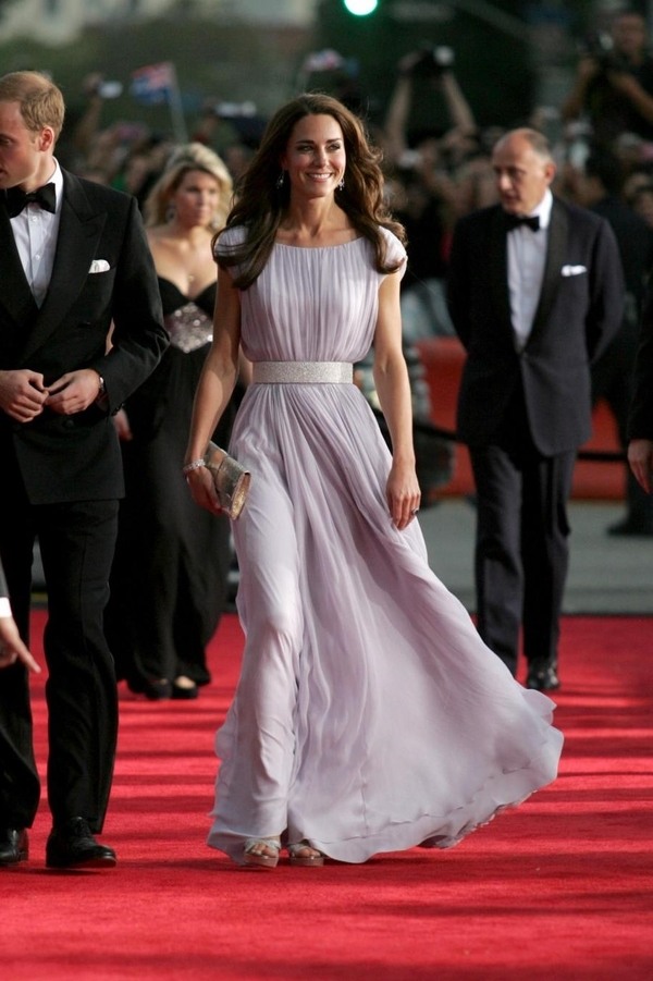 Kate Middleton 2011 McQueen (Evening Standard)